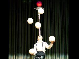 ビッグボールジャグリング ~Big Ball Juggling~