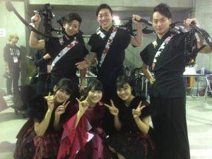 """NGT48加藤美南さん、HKT48本村碧唯さん、Team8中野郁海×パワライザー超人AN""""Z"""