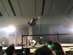 ハウステンボス開催日本一の鬼マメパ(パワライザー超人)