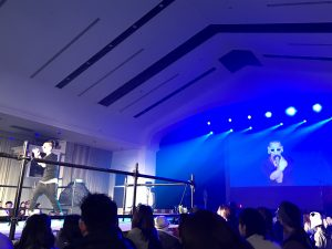 ハウステンボス開催日本一の鬼マメパ(クリスタル超人)