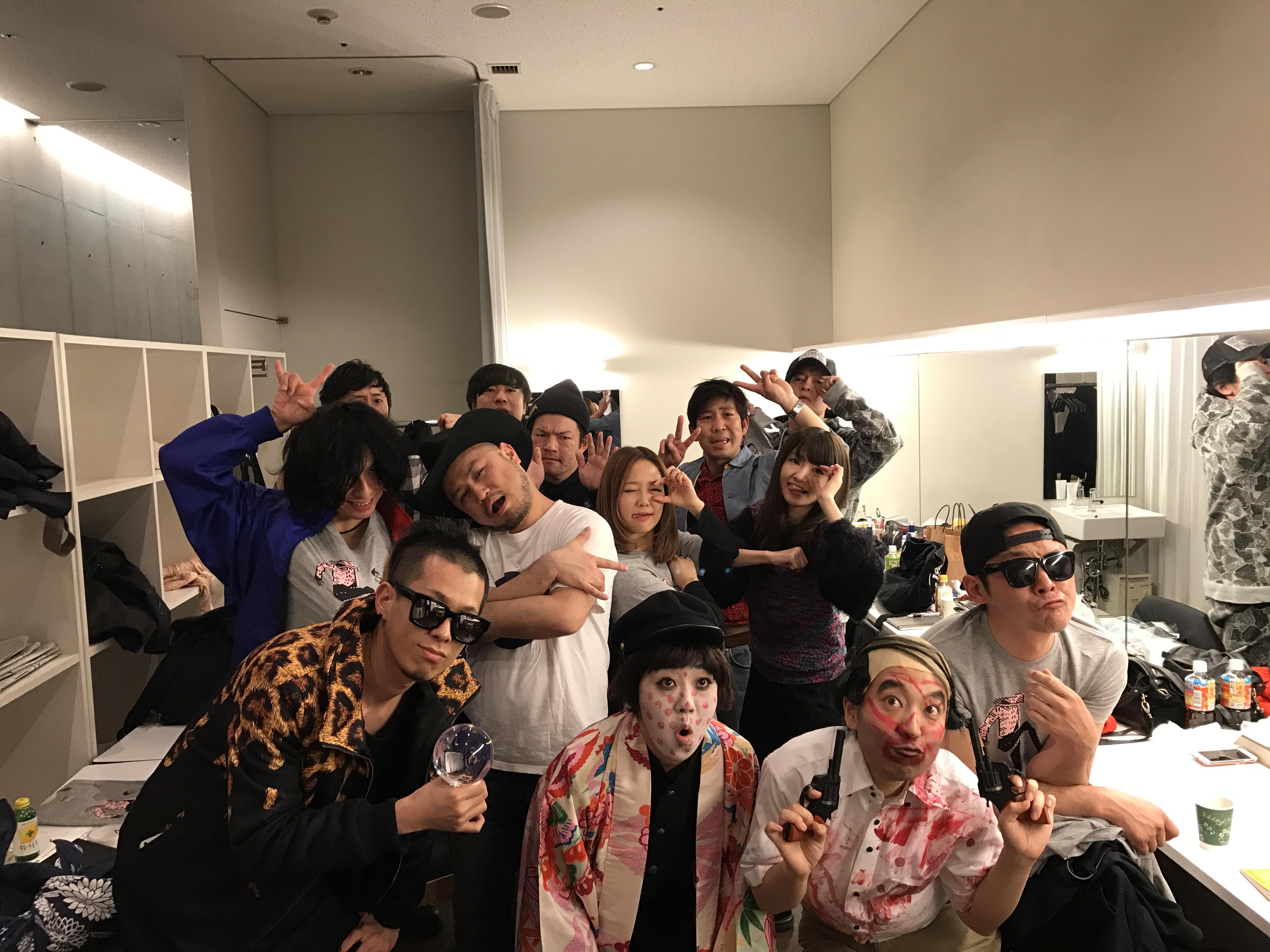 サンニスキーの宴×クリスタルパフォーマーMASAKI