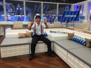 Abema Prime(AbemaTV)×逆立ち超人しゃちほこ