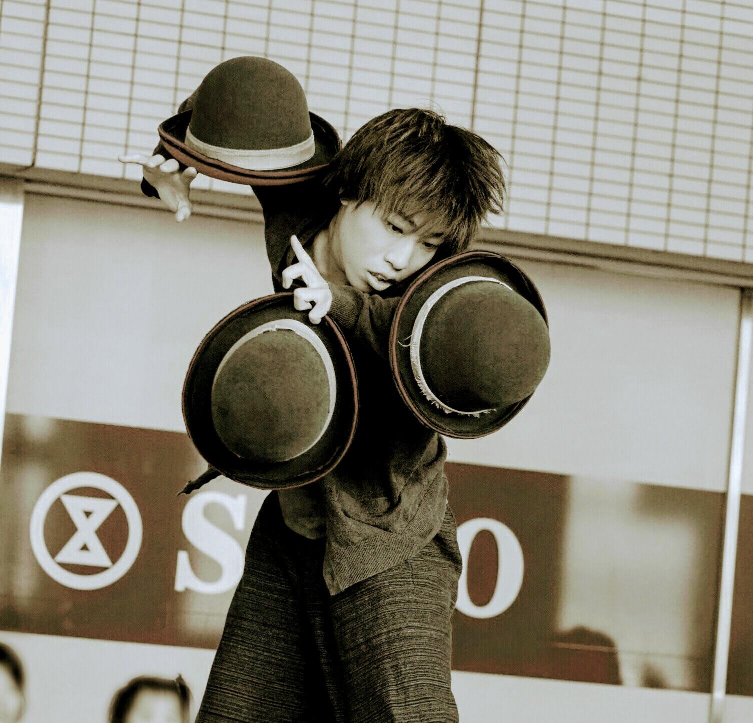 ハットジャグリング ~Hat Juggling~